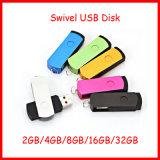 Disco do USB de Pendrive da movimentação do flash do USB do giro do metal USB3.0