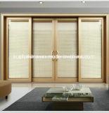 As cortinas Venetian isolaram o vidro de Twi de controle remoto