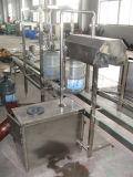 Baril Qgf-600 machine remplissante de l'eau de 5 gallons et recouvrante de lavage