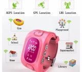 Enfants GPS Security Tracker avec bouton SOS pour l'aide (H3)