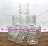 초 컵 /Festival 유리제 훈장 또는 당 훈장 또는 촛대/가정 유리제 제품
