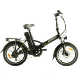 36V10ah Lithium Battery & 250W Brushless Motor Folding E-Bicycle (JB-TDN04Z)