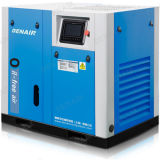 Wechselstrom-elektrischer ölfreier Schrauben-Luftverdichter