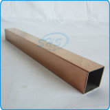 Tubi quadrati saldati dell'acciaio inossidabile per i corrimani