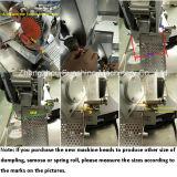 Kleiner Samosa Ravioli-chinesischer Hersteller-automatischer Minimehlkloß, der Maschine herstellt