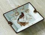 Portacenere accessorio della porcellana dell'indennità di stile del cavallo dell'insieme di tè