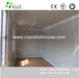 Huis van de Container van de Structuur van het Staal van de luxe het Beweegbare Geprefabriceerde