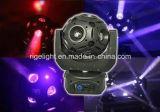 Più nuovo indicatore luminoso capo mobile del fascio LED della fase di effetto della discoteca di gioco del calcio del CREE di disegno 12*15W RGBW 4in1