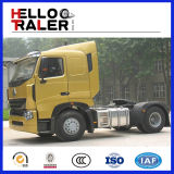 Sinotruk HOWO A7 6X4 엔진 420HP 트랙터 트럭