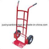 Trole de mão com carrinho de carroçaria / carrinha de carga de indústria / escada