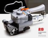 A19 het Vastbinden van de Riem pp van het Huisdier de Automatische Riem van de Verpakking van de Machine