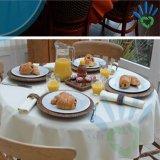 Pano de tabela não tecido para a HOME/hotel/o ao ar livre/banquete/restaurante/casamento