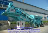 Planta de mistura concreta móvel de Hongda Yhzs60