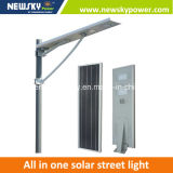 Tout en un LED Solar Street Light