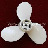 Alloy de aluminio Material YAMAHA Brand 2HP Propeller