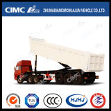 """U quente "" Type Tipping Semi-Trailer com Front Lifting Cylinder"