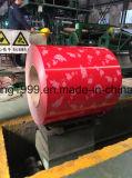 PPGI com base vermelha da flor branca de Shandong