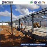 Construction en acier préfabriquée comme entrepôt (structure métallique)