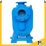 Vuoto orizzontale centrifugo che innesca la pompa ad acqua sporca