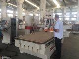 Router do CNC do Woodworking para a máquina de gravura de madeira