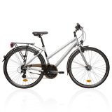 700c 21 Speed Women 도시 Hybrid Bike 또는 Trekking Bicycle (YK-TB-003)