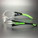 De populairste Bril van de Veiligheid van de Benen van het Type Dubbel Ingespoten (SG126)