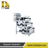 Removedor magnético fuerte del hierro del rodillo de la eficacia alta