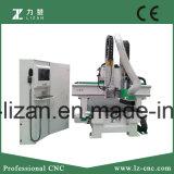 Cortador y grabador del CNC de China 3D