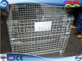 Mesh Container / Wire Mesh Storage para Armazém (FLM-K-008)