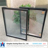 Baixo vidro isolado Tempered de E para os edifícios de vidro com Ce