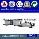 Line Food Paper Bag Making Machine에 있는 2 Color Printing Machine를 가진 서류상 Food Bag Making Machine