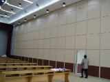 Hohes Sound Proof Movable Partition Wall für Convention und Exhibition Center, Gymnasium