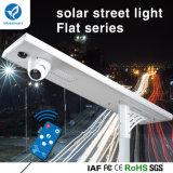 Solarstraßenlaternemit eingebauter CCTV-Kamera (WiFi 3G/4G)