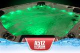5-6 사람 온수 욕조 온천장 우수 품질 외부 Jacuzzi 온수 욕조