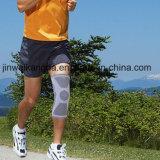 De ISO Goedgekeurde Koker van de Knie van de Compressie van de Steun van de Knie van het Bamboe voor Gewichtheffen Crossfit Powerlifting