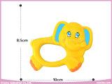 아기 가르랑거리는 소리 하마와 코끼리는 아기를 위한 가르랑거리는 소리를