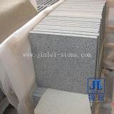 Telha de assoalho escura cinzenta escura do granito do Impala escuro do granito G654/granito de Padang/pedra de pavimentação/escadaria/Steps/Palisadens