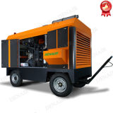 Neues Diesel Engine Portable Screw Air Compressor mit CER Certificate