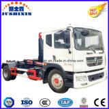 Neuer Art Dongfeng 4X2 170HP 10m3 Haken-Arm-Abfall-LKW