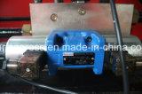 Machine à cintrer de tôle d'acier de Wc67y-250t6000mm, machine de frein de presse, machine à cintrer de feuille avec 2 ans de garantie