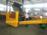 Snijder van de Scherpe Machine van de Ontvezelmachine van het Schroot van het Afval van vodden de Textiel