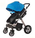 Spitzenbaby-Spaziergänger 3 in 1, Arbeitsweg-System, hoher Landschaftsbaby-Spaziergänger, faltender Baby-Spaziergänger