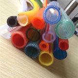 L'eau renforcée résistante UV en plastique/jardin/débit de PVC/transportent/doux/pipe à haute pression de tube de boyau de produits