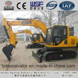 Máquinas escavadoras pequenas novas da esteira rolante da alta qualidade da fonte da fábrica com a cubeta 0.5m3