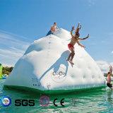 Giocattolo gonfiabile LG8039 dell'acqua dell'iceberg Waterpark della saldatura calda popolare di TUV