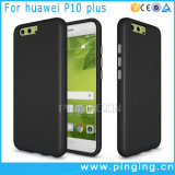 Huawei P10のための滑り止めのハイブリッド堅い携帯電話の箱と