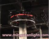 最も新しい小型回転軽い自動回転の円の段階のトラス