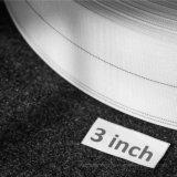 Fita de envolvimento de nylon tecida do tratamento especial 100% para a fabricação do Vulcanization