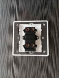 1 gruppo 20A Britannici Standard Electric Wall Switch