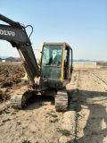非常によい状態のVolvo Ec55の掘削機の小型掘削機Ec55blc